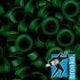 Люверсы зеленые d 5,5 mm (мал.уп. =1000 шт. +/-10%)