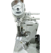 BW-JY-100. Двухголовочный аппарат для установки люверсов - фото