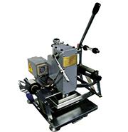 Пресс горячего тиснения WT-2-100 - фото