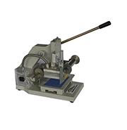 Пресс для тиснения BW-1600 - фото