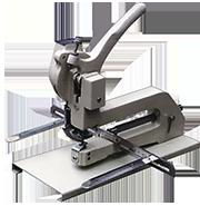 Joiner JYSС-5,5. Аппарат для установки люверсов - фото
